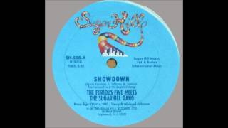 The Furious Five Meets The Sugarhill Gang - Showdown