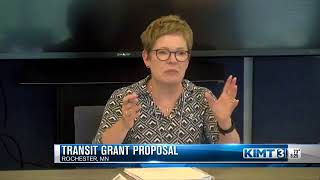 Rochester looks to adapt public transit