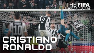 #puskasaward CRISTIANO RONALDO GOAL – VOTE NOW!