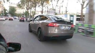 BFMTV a testé la voiture 100% électrique de Tesla