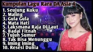 Kumpulan Lagu Rara DA Asia 4 ( Part 1 ) Full Album