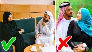 11 unglaubliche Verbote für Frauen in Saudi-Arabien