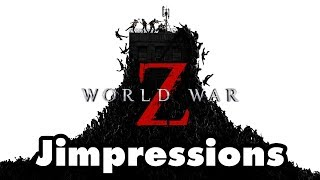 World War Z-  Left 4 Zed (Jimpressions) (Video Game Video Review)