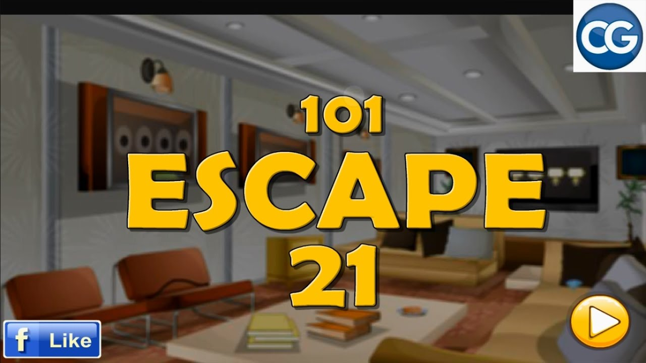 Walkthrough 501 Free New Escape Games 101 Escape 21 Complete Game Youtube
