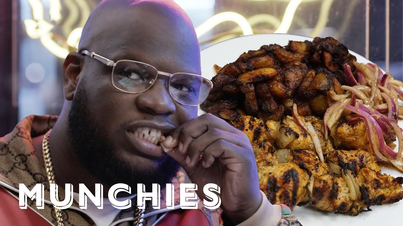 Eat Like a Local with Meyhem Lauren