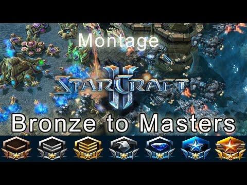 Starcraft II: Montage