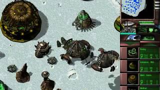 Mission: Humanity bonus video: Building Main base