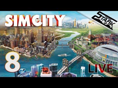 SimCity - 8.Rész (Közös játék) - Stark LIVE