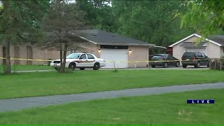 Man found dead in trunk, woman beaten, after reported home invasion in Crete