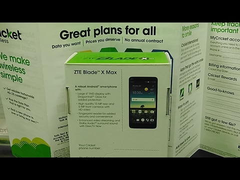 Zte Blade X Max Cricket Wireless Live Video Test 1080p Youtube Live Stream And Chat 8,700 Subs Thx!