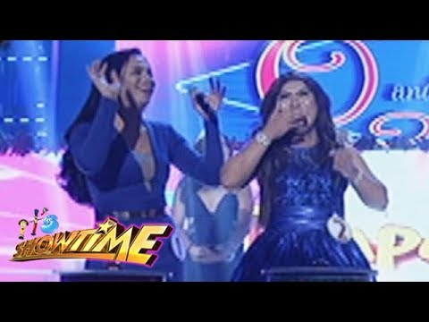 It's Showtime Miss Q & A: Funny answers from Joren Quinto and Barbie Tapire Gallego