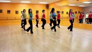 Smiling In The Morning - Line Dance (Dance & Teach in English & 中文