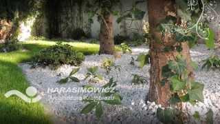 Ogród rekreacyjny i reprezentacyjny - Harasimowicz projektowanie Ogrodów Toruń Bydgoszcz