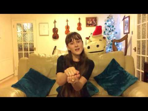I Want A Hippopotamus For Christmas (Gayla Peevey) - Makaton Sign Language