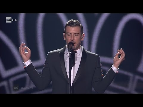 "Italia - Francesco Gabbani con ""Occidentali's Karma"" - Eurovision Song Contest 13/05/2017"