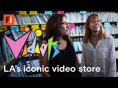 Vidiots, LA's iconic video store