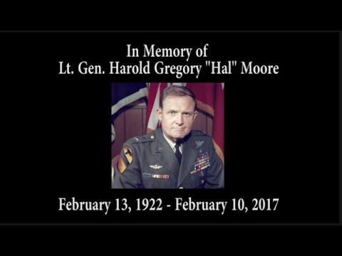 Lt. Gen. Hal Moore Memorial Service - February 17, 2017