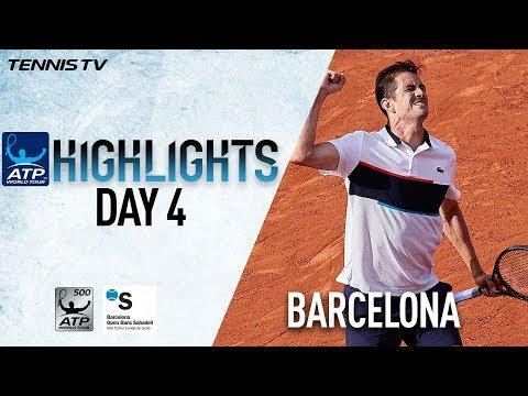 Highlights: Garcia-Lopez Thrills Home Crowd In Barcelona