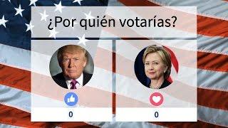 ENCUESTA: Elecciones Estados Unidos 2016