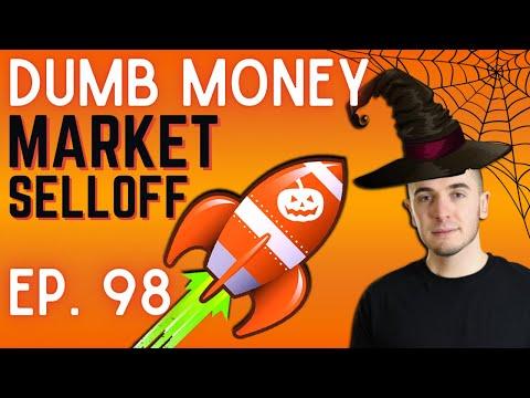 Ep. 98 Stock Market Is Looking *SPOOKY*    Dumb Money w/ Matt