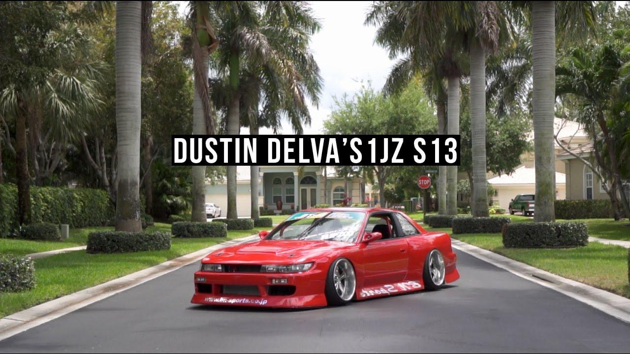 Dusty S 1jz Powered Nissan 240sx S13 Widebody Daily Drift Car