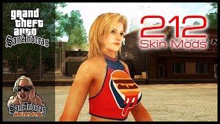 212 Skin Mods » Grand Theft Auto: San Andreas ᴴᴰ