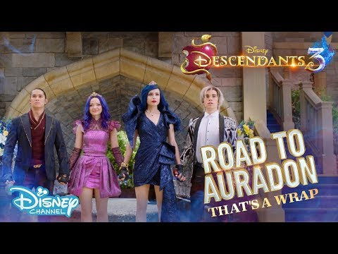 Descendants 3 | BEHIND THE SCENES: Road To Auradon #8 - That's A Wrap