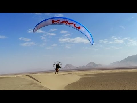 GoPro: Paragliding through Iran with Nick Greece