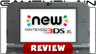 New Nintendo 3DS XL - Video Review
