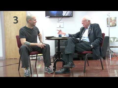 A Conversation with Residente | Bernie Sanders