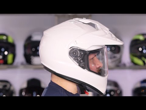 Thumbnail for Shoei Hornet X2 Helmet Review