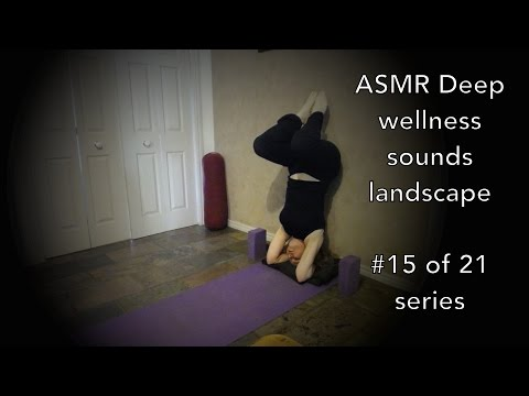 ASMR 3D deep wellness sounds landscape