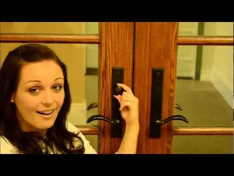 clark adams co renewal by andersen how to lock your french door