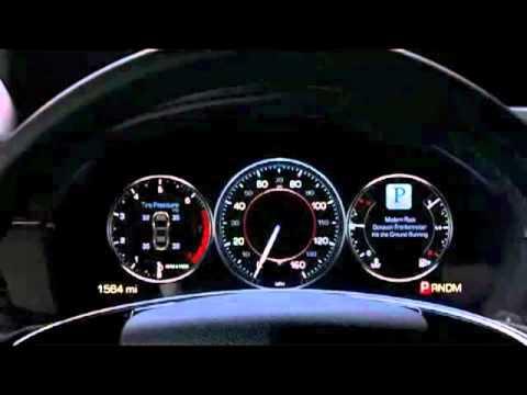 Cadillac CUE : Le prototype vs. la réalité