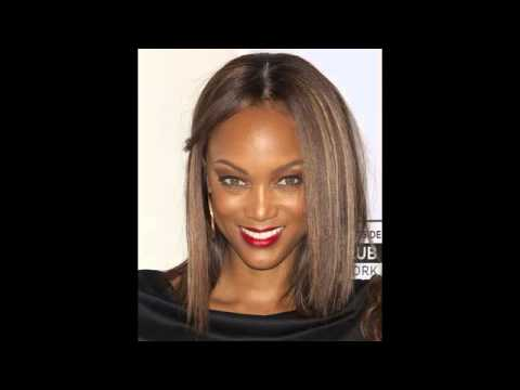 Tyra Banks Hairstyles – Celebrity Hairstyles