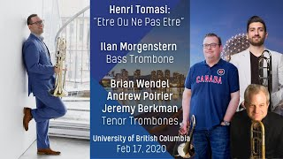 "Henri Tomasi ""Etre Ou Ne Pas Etre"" (To be or not to be)"