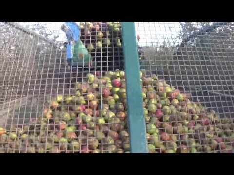 SFM Technology Cider Apple Harvester SABRE UK