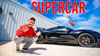 I Bought A Supercar