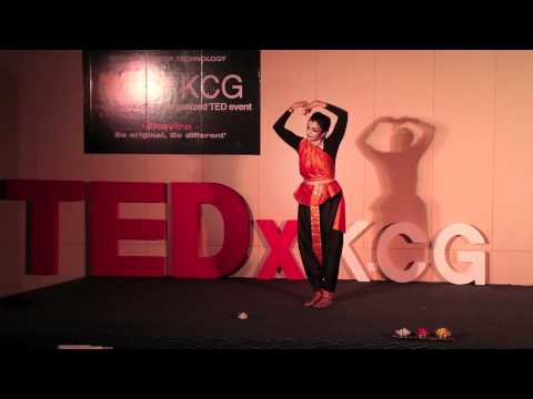 The Three Goddesses in my Life: Anita Ratnam at TEDxKCG