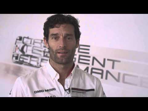 Mark Webber Sir Jack Brabham Video Message