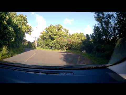 Tantalus-Round Top Road in Honolulu, Hawaii (Full Drive)
