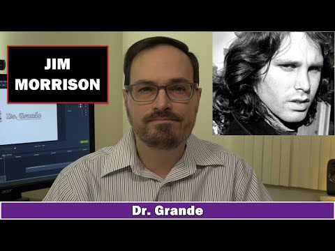 Jim Morrison | Life & Death | Mental Health & Personality
