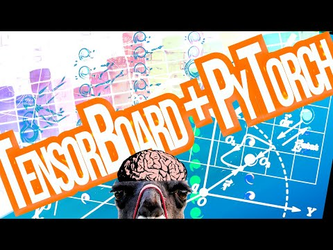 TensorBoard with PyTorch - Visualize Deep Learning Metrics - YouTube