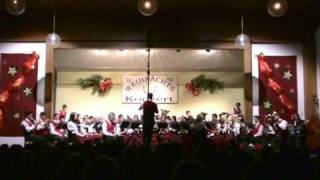 The Good, The Bad & The Ugly - Moment For Morricone - Wind Band - Weihnachtskonzert 2010 - TK Berg