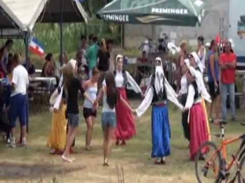DUBRAVE GRADISKA Teferic na kanalu 12.07.2012