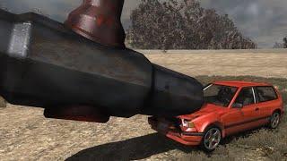 Giant Sledgehammer - BeamNG.drive