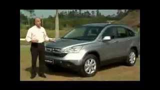 VRUM-Conheça o Honda CR-V