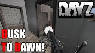 Epic Clips #7 From Dusk to Dawn! DayZ Standalone Gameplay