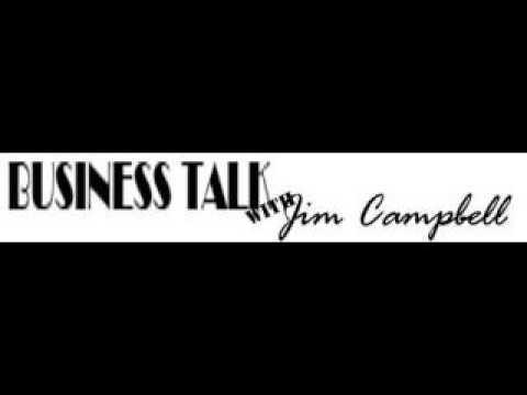 Business Talk w/Jim Campbell; Military Hard Power