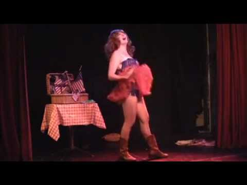 """A Trip Around The World"" with Tempting Tarts Burlesque"